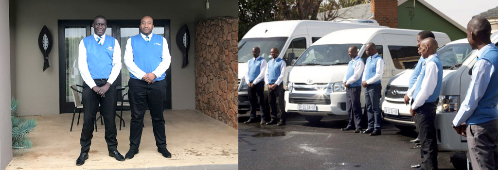 Our Drivers - Pogiso's Tours