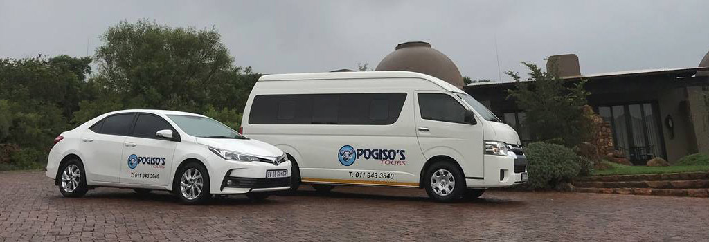 Point to point transfers - Pogiso's Tours